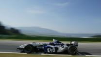Juan Pablo Montoya, Williams, A1-Ring, 2003