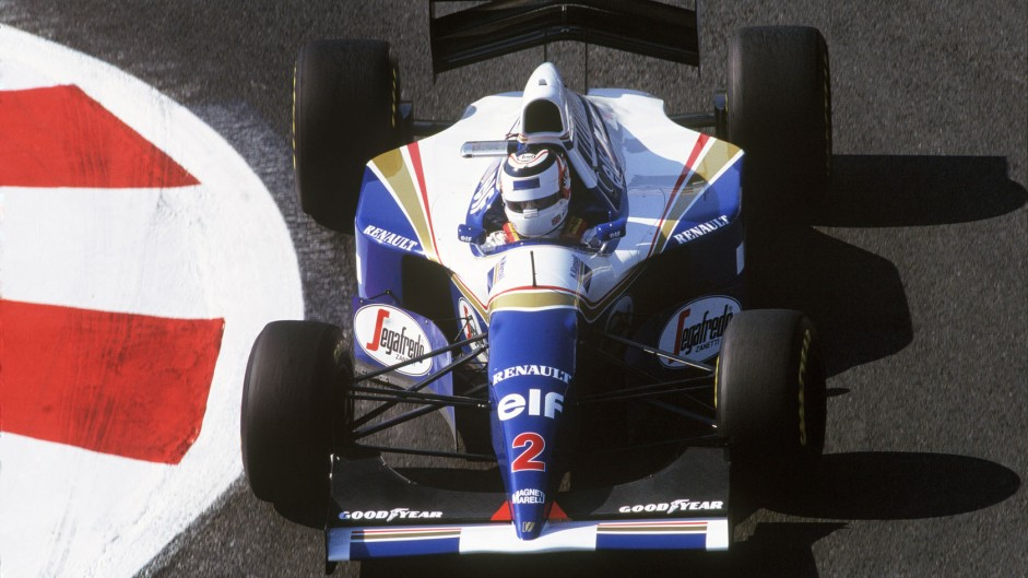 Mansell's return fails to stop another Schumacher win