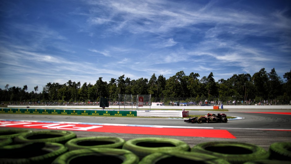 Lotus boss expects German Grand Prix return in 2016