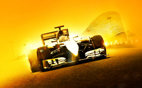 Codemasters F1 2015 artwork