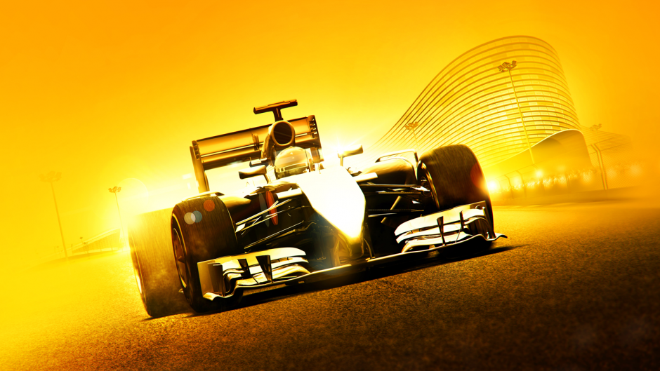 Codemasters announce F1 2014 and earlier 2015 title