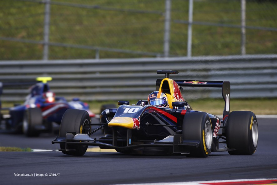 Alex Lynn, Carlin, GP3, Circuit de Catalunya, 2014