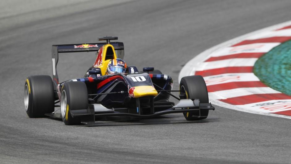 Alex Lynn, Carlin, GP3, Circuit de Catalunya, 2014, 2