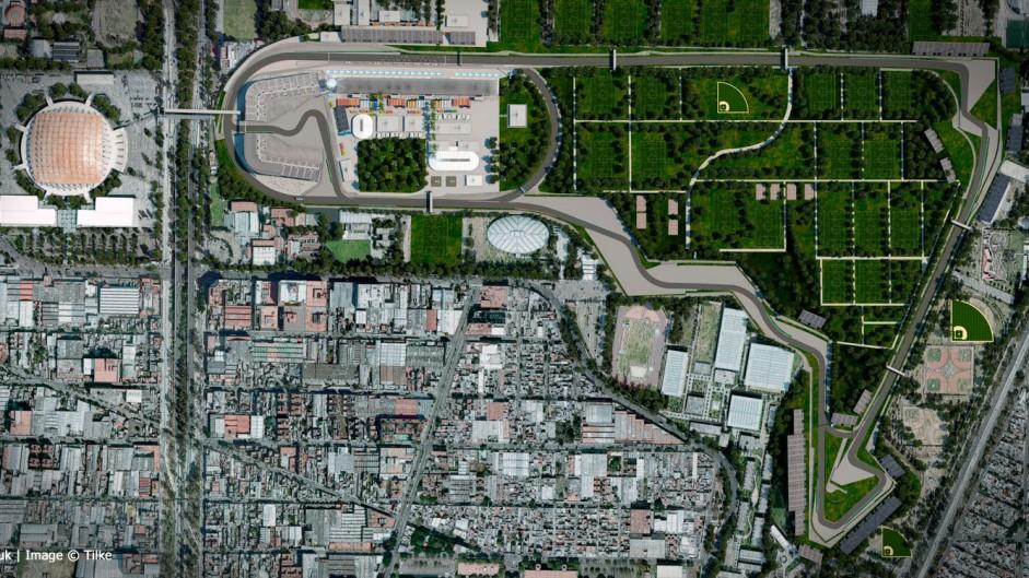 Autodromo Hermanos Rodriguez, Mexico, 2015