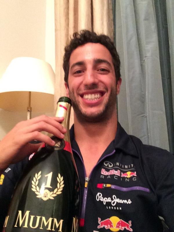 Ricciardo - Twitter