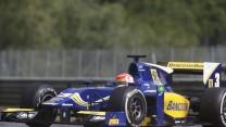 Felipe Nasr, Carlin, GP2, Red Bull Ring, 2014, 2
