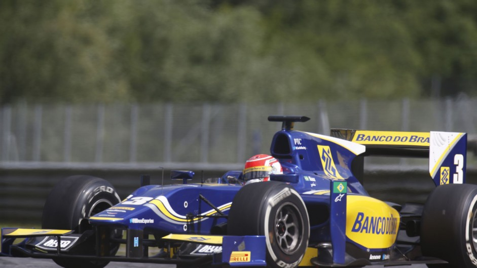 GP2 cars to have DRS from 2015