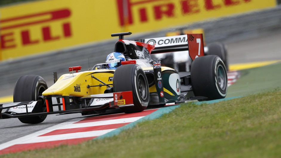 Live: 2014 Hungary GP2 feature race