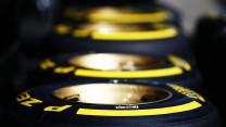 Tyres, Hockenheimring, 2014