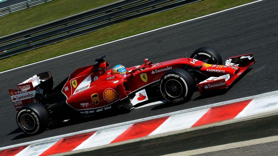 """Podium tastes like a victory"" – Alonso"
