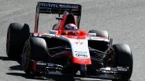 Jules Bianchi, Marussia, Hockenheimring, 2014