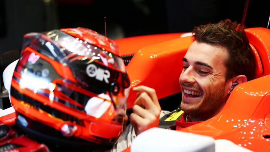 """The best driver I ever raced against"": Bianchi's rivals pay tribute to him"