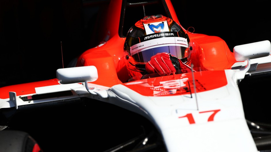 """Marussia """"extremely grateful"""" for support after Bianchi crash"""