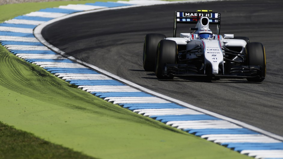 Wolff named Williams test driver for 2015