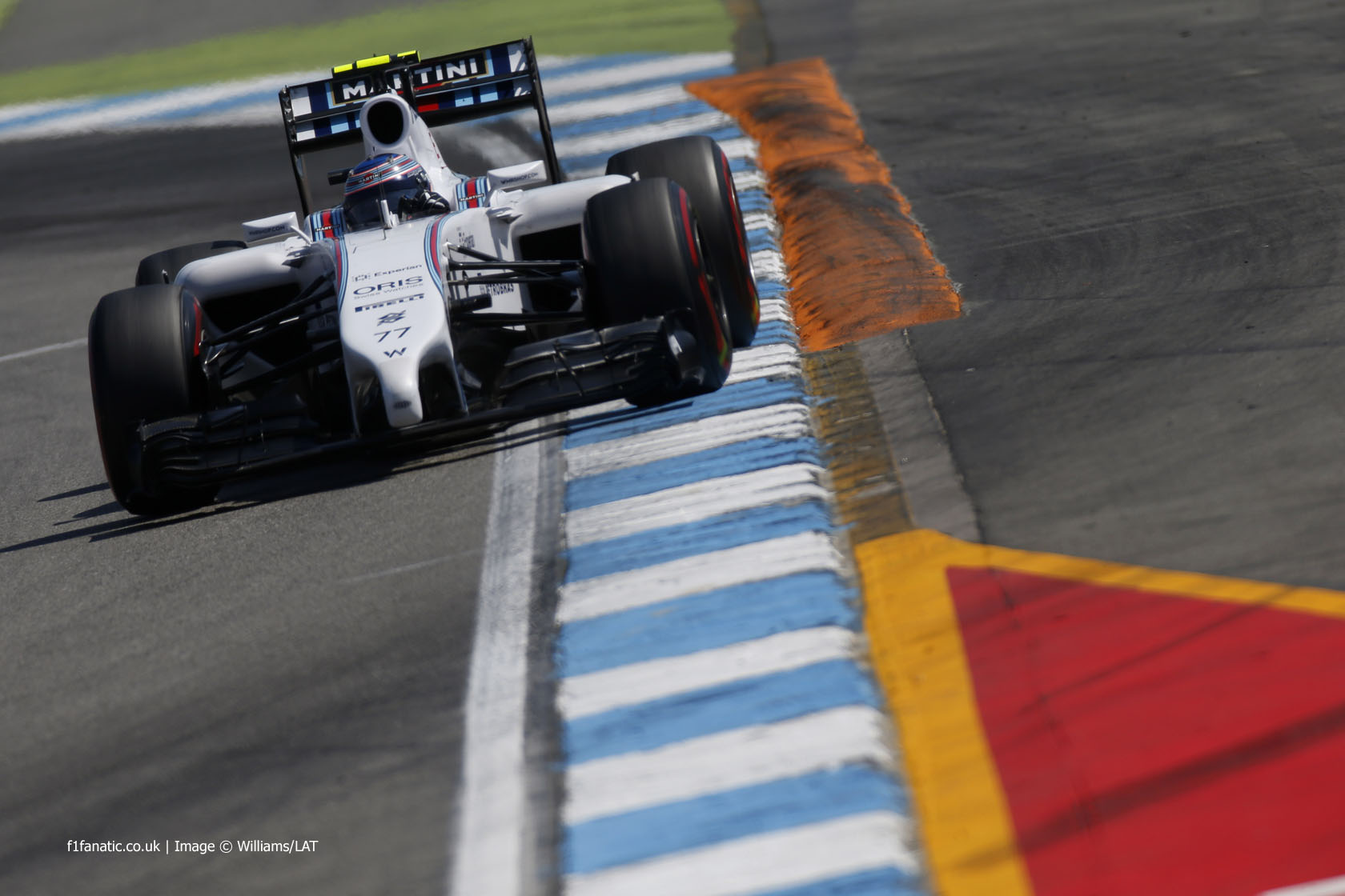 Valtteri Bottas, Williams, Hockenheimring, 2014
