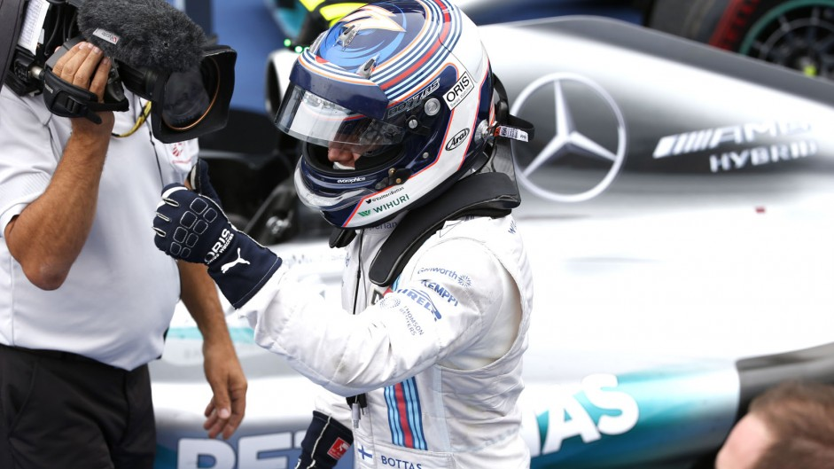 Three-in-a-row for Bottas in Driver of the Weekend