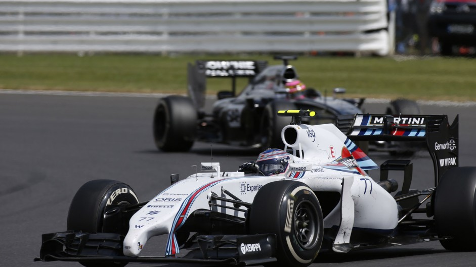 Bottas wins second Driver of the Weekend in a row