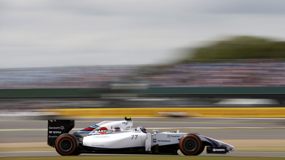 """No excuses"" for Q1 elimination – Williams"
