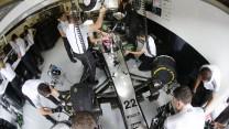 Jenson Button, McLaren, Hockenheimring, 2014