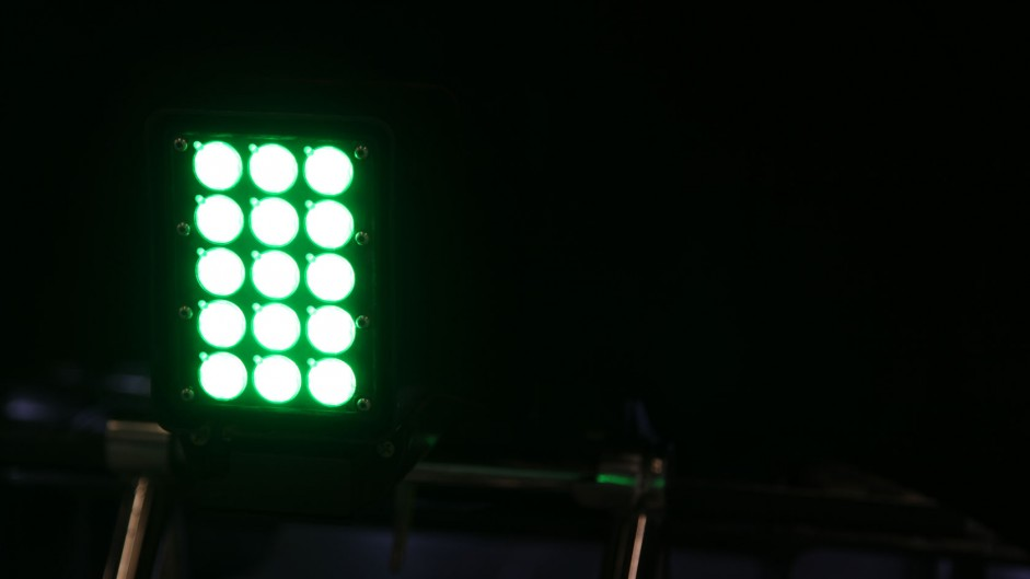 Caterham rear light, Silverstone test, 2014