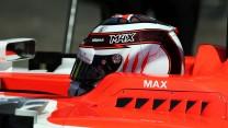 Max Chilton, Marussia, Hockenheimring, 2014