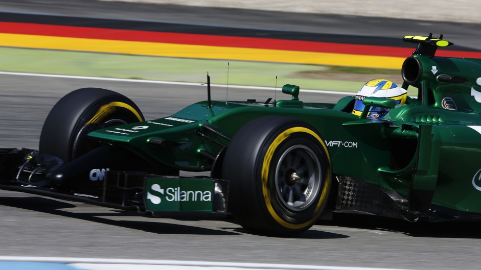 Ericsson to serve penalty after race starts