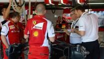 Ferrari, Hockenheimring, 2014