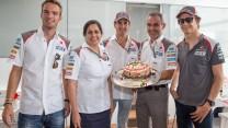 Giedo van der Garde, Monisha Kaltenborn, Adrian Sutil, Beat Zehnder, Sauber, Esteban Gutierrez, Hockenheimring, 2014
