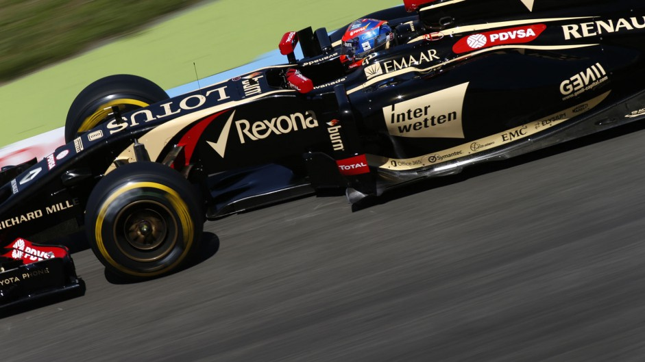 Losing FRIC a problem for Lotus drivers