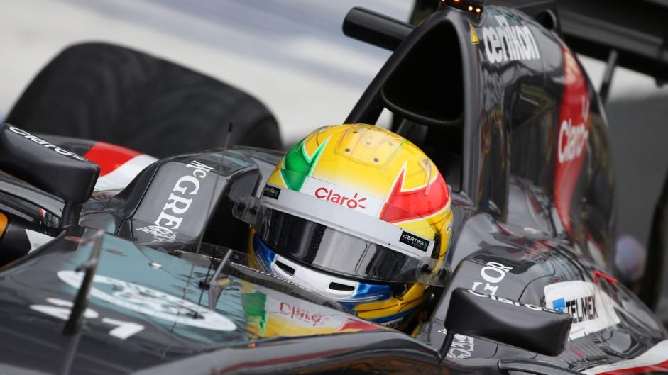 Another penalty for Gutierrez after Maldonado crash