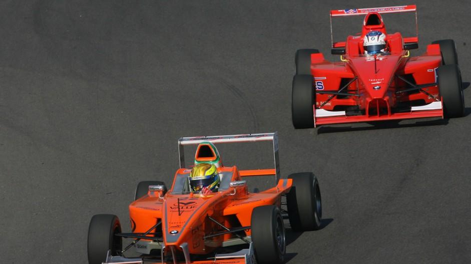 Esteban Gutierrez, Formula BMW World Final, Autodromo Hermanos Rodriguez, 2008