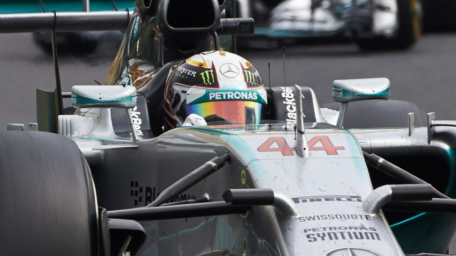 Mercedes defend Hamilton over team orders call