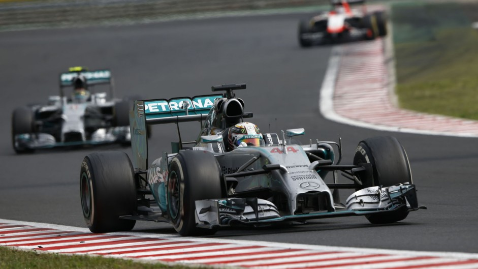 How Mercedes ended up in a team orders crisis