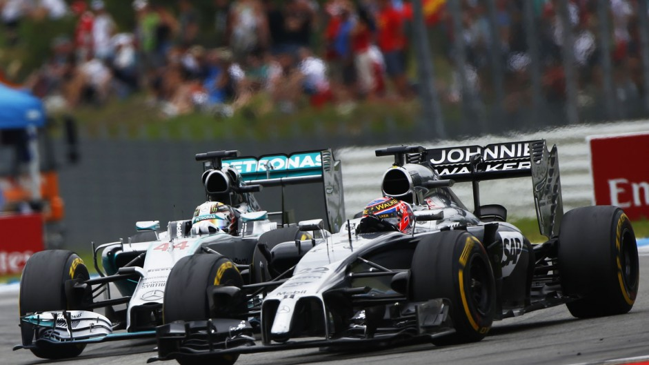 2014 German Grand Prix team radio transcript