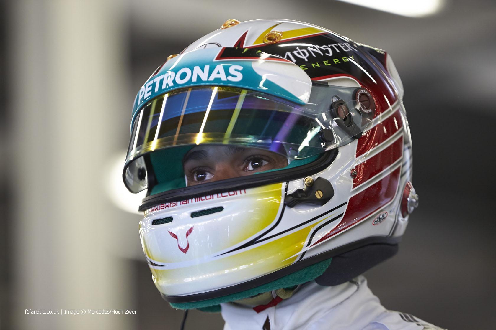 Lewis Hamilton, Mercedes, Silverstone, 2014