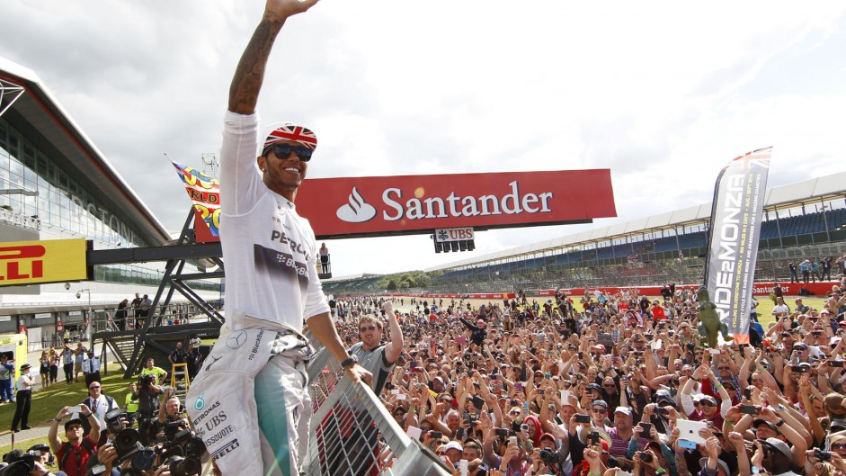 2014 British Grand Prix in pictures