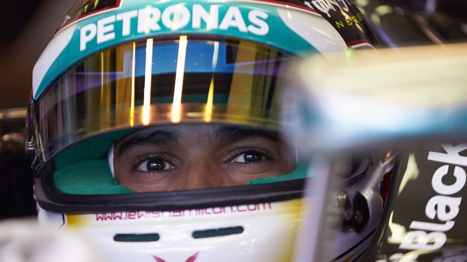 Letting Rosberg past would have cost me – Hamilton