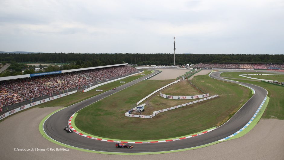 2016 German Grand Prix track preview