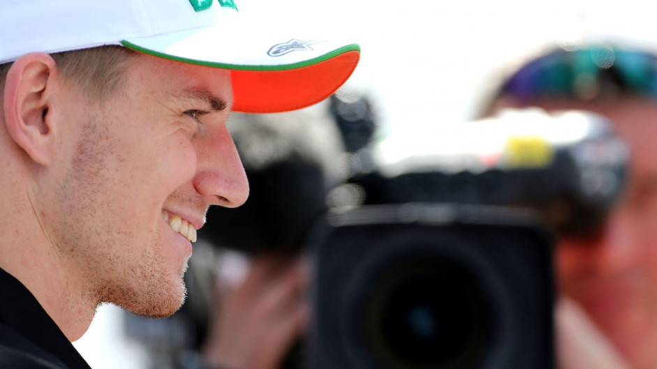 Nico Hulkenberg, Force India, Hungaroring, 2014
