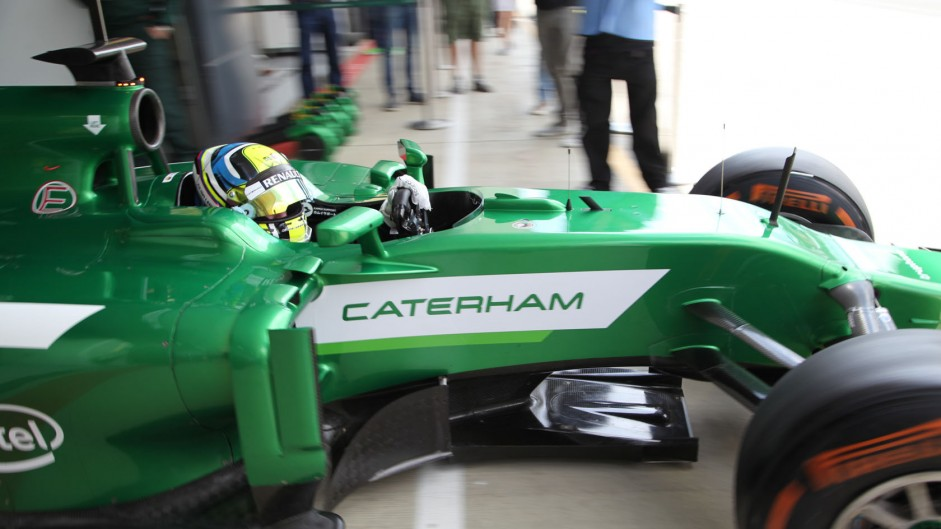 Caterham crisis deepens as owners threaten exit