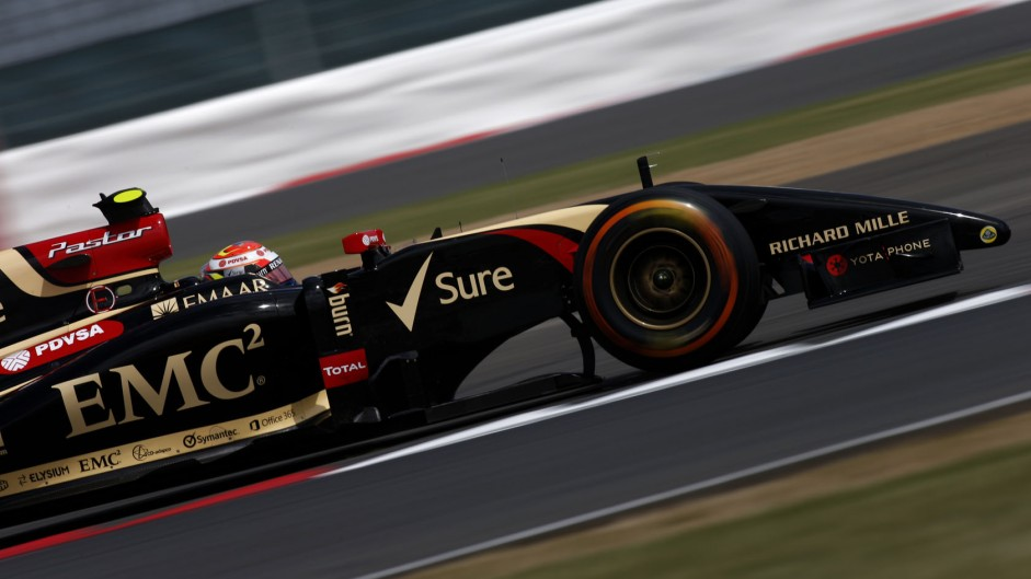 Live: Silverstone test day one
