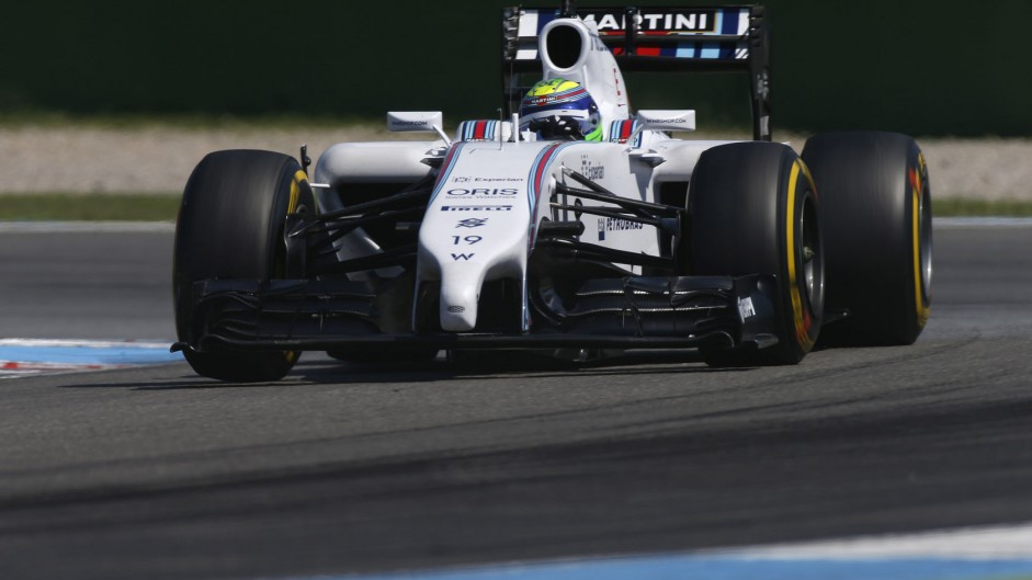 Magnussen should have backed off, says Massa