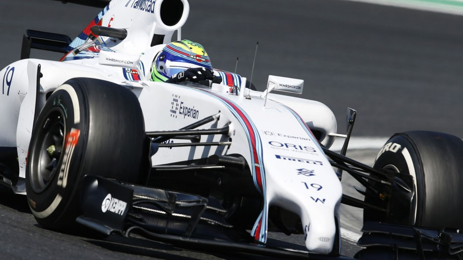 Felipe Massa, Williams, Hungaroring, 2014