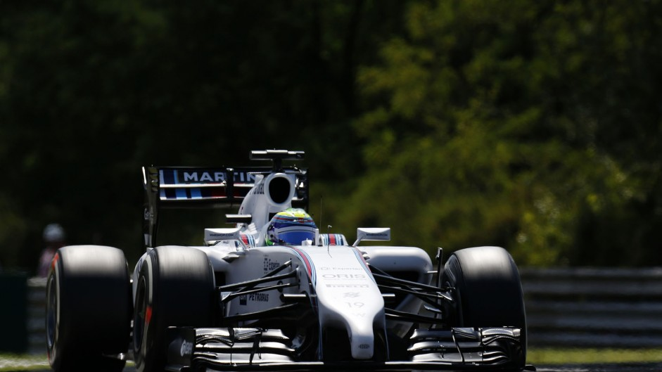 Can Williams take the fight to Mercedes again?