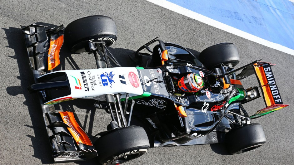 "Force India ""much stronger"" in Germany – Perez"
