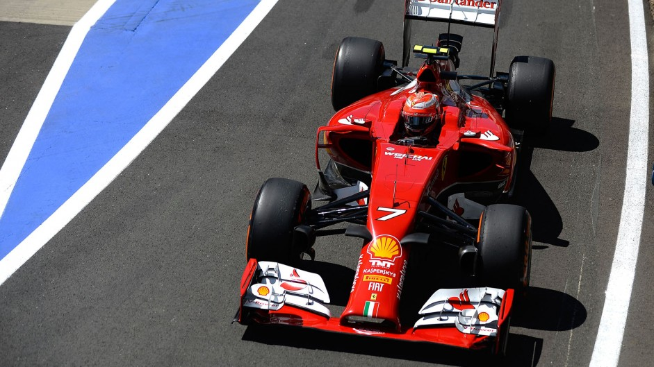 Should Raikkonen get penalty for Silverstone crash?