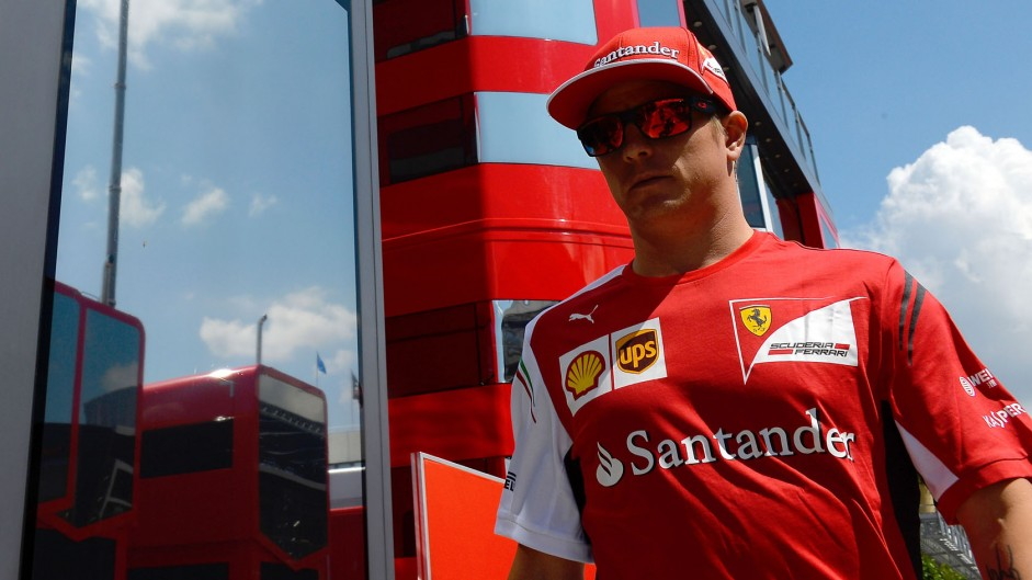 Raikkonen frustrated after qualifying gamble backfires