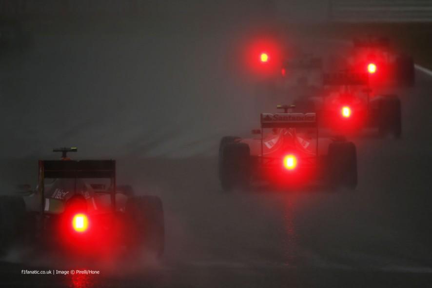 Sergio Perez, Force India, Suzuka, 2014