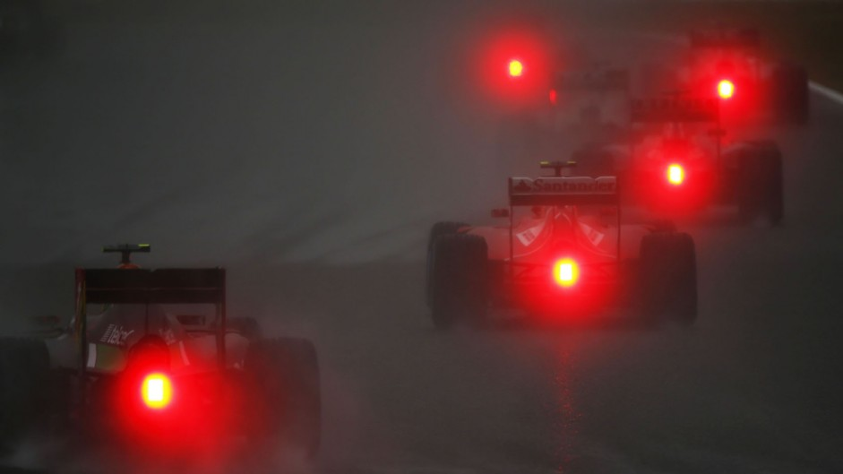 Top ten pictures from the 2014 Japanese Grand Prix
