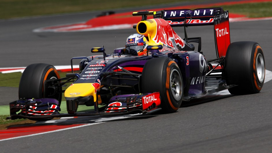 2014 British Grand Prix tyre strategies and pit stops